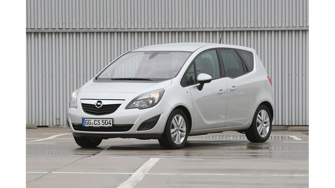Opel Meriva 1.4 Turbo (140 PS)