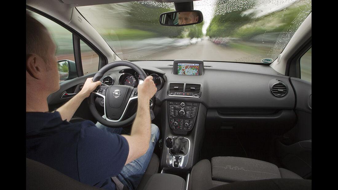 Opel Meriva 1.4 Turbo Cockpit