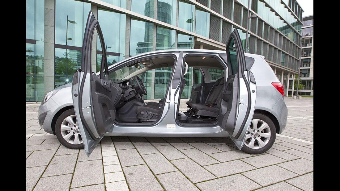 Opel Meriva 1.4 Turbo Türkonzept