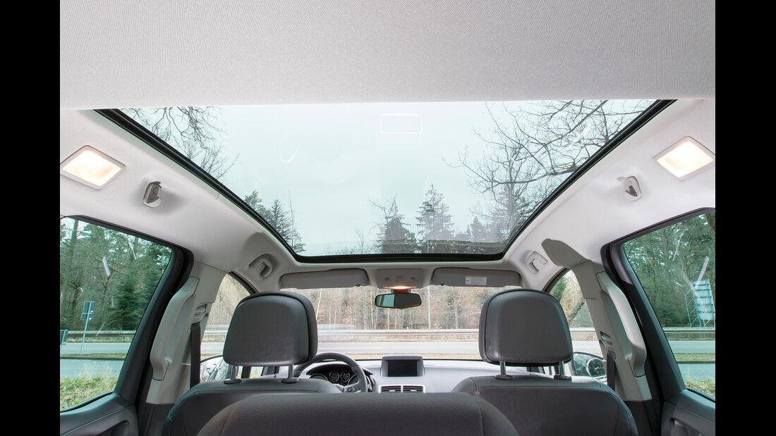 Opel Meriva 1.4 ecoFlex, Panoramadach, Fenster