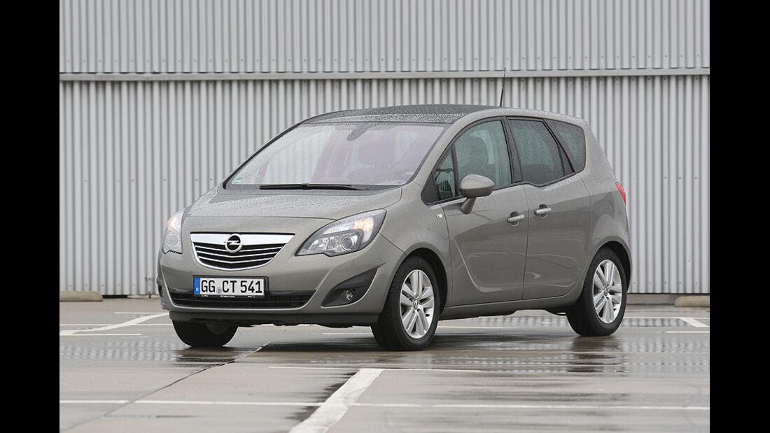 Opel Meriva 1.7 CDTi (130 PS)