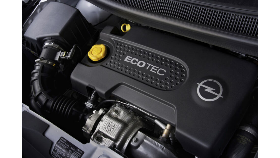 Opel Meriva CDTI, Motor