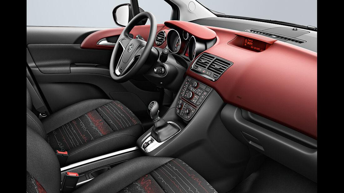 Opel Meriva, Cockpit Design-Edition