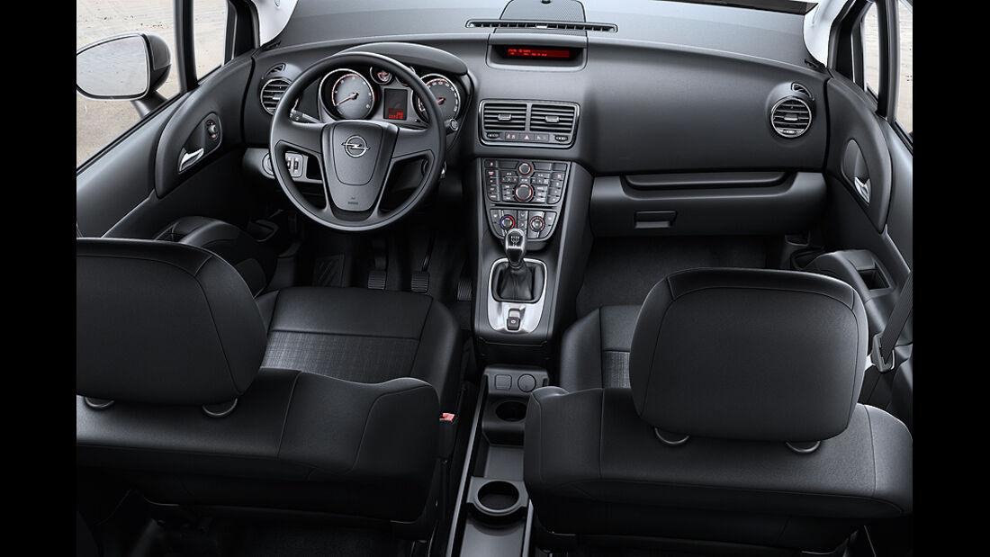 Opel Meriva, Cockpit Selection