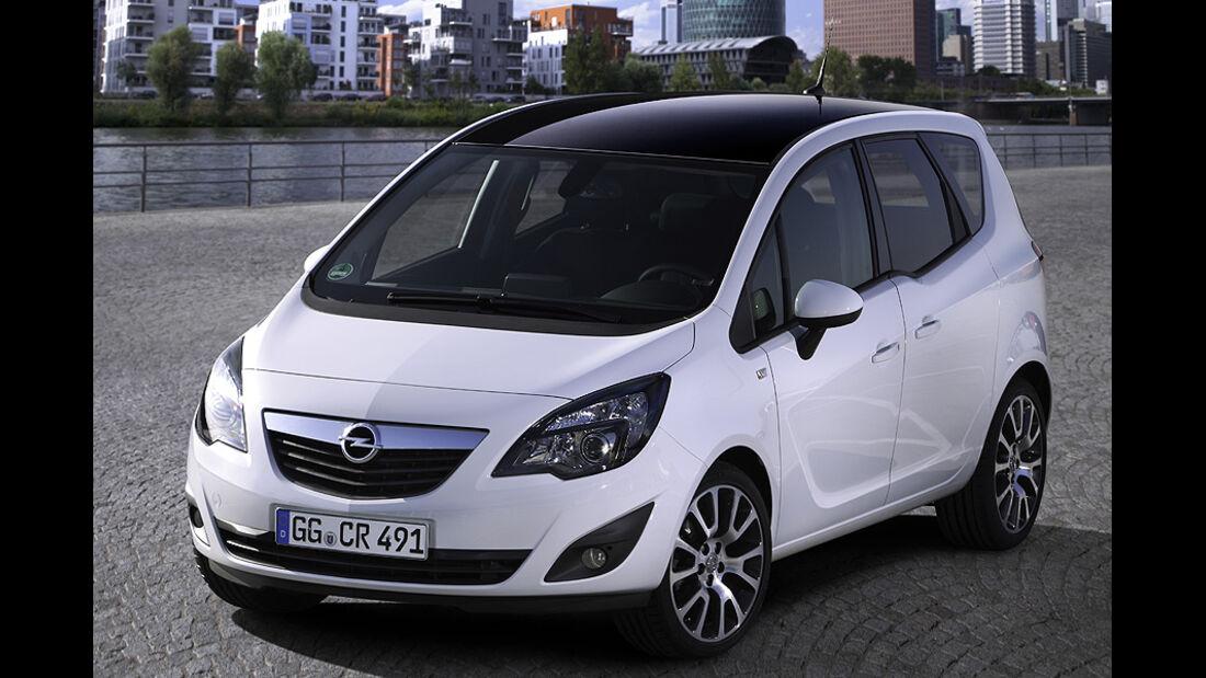 Opel Meriva Color Edition