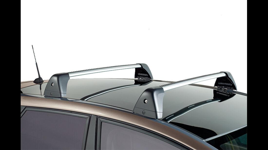 Opel Meriva, Dachträger
