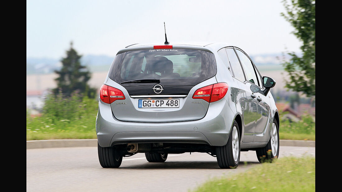 Opel Meriva, Familienauto, Kaufberatung