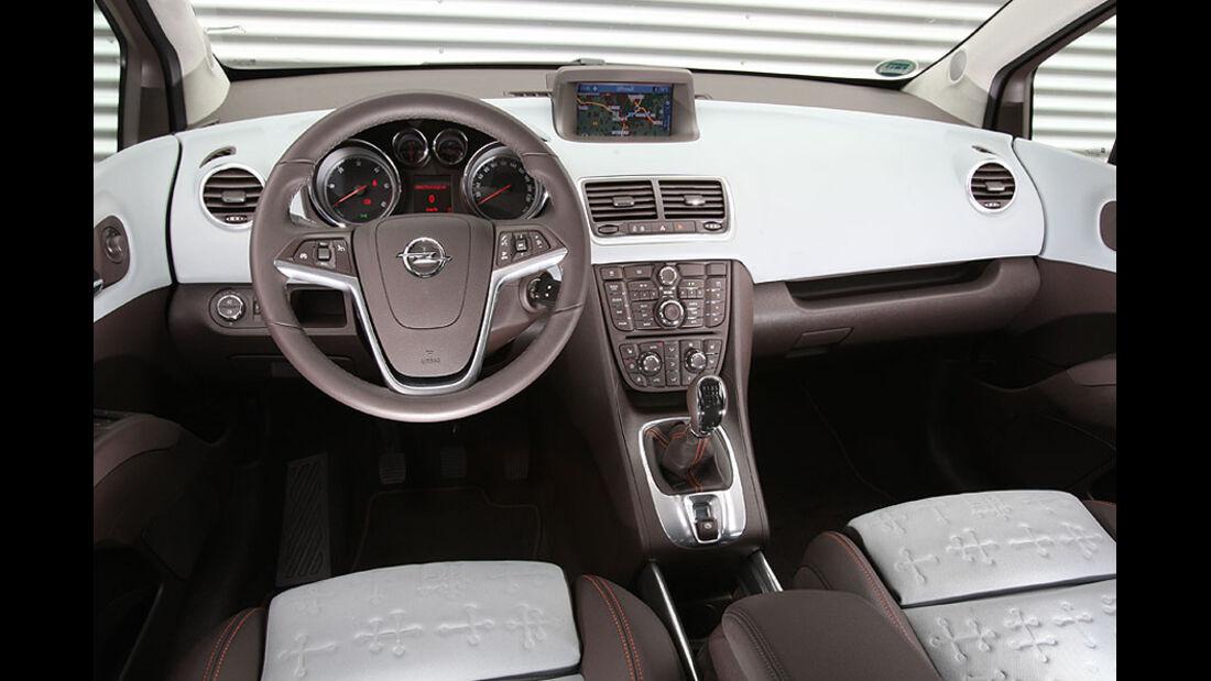 Opel Meriva Interieur