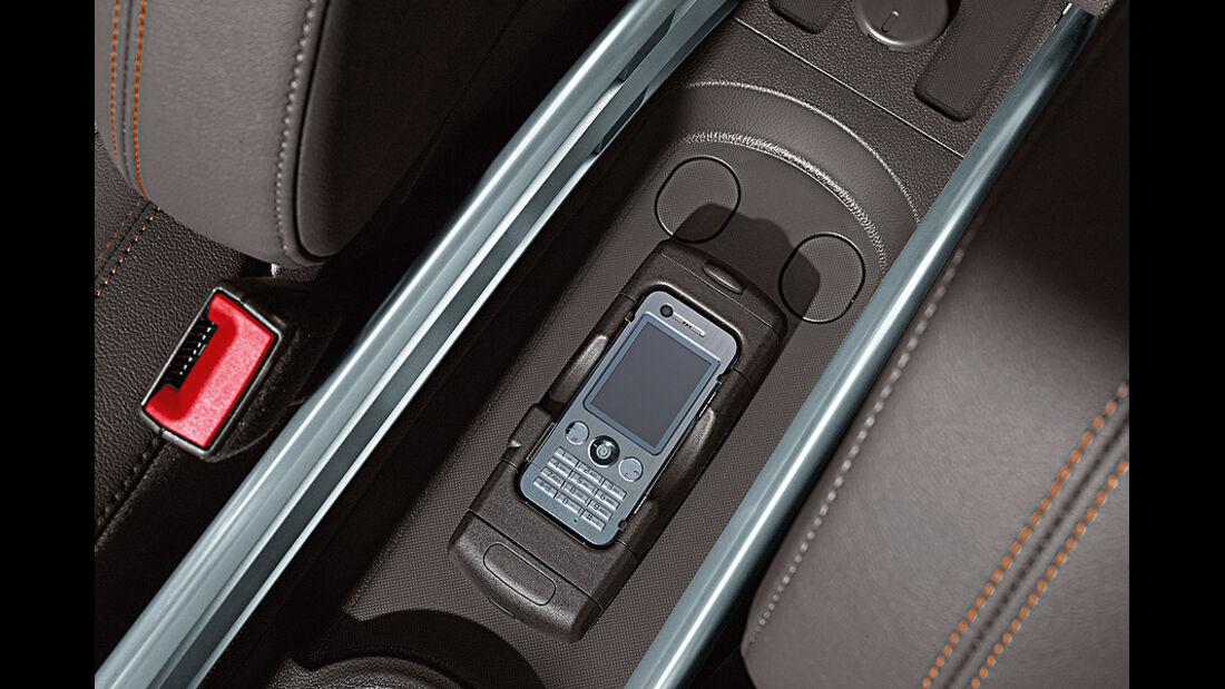 Opel Meriva, Mobiltelefon-Vorbereitung