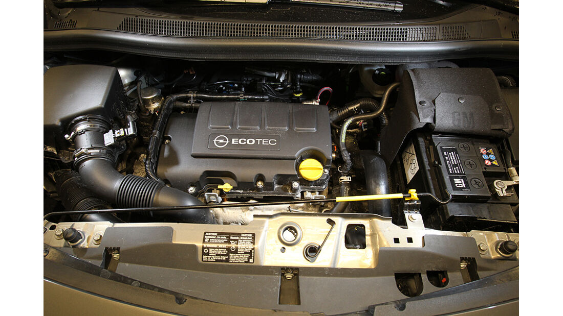 Opel Meriva, Motor 1.4 Ecoflex, 120 PS