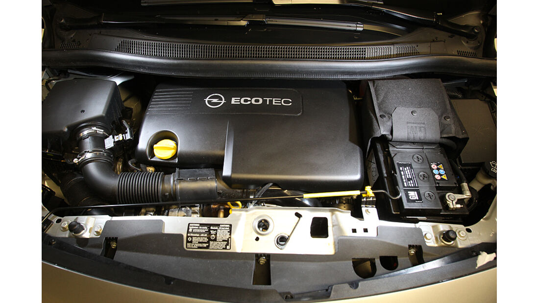 Opel Meriva, Motor 1.7 CDTi, 110 PS