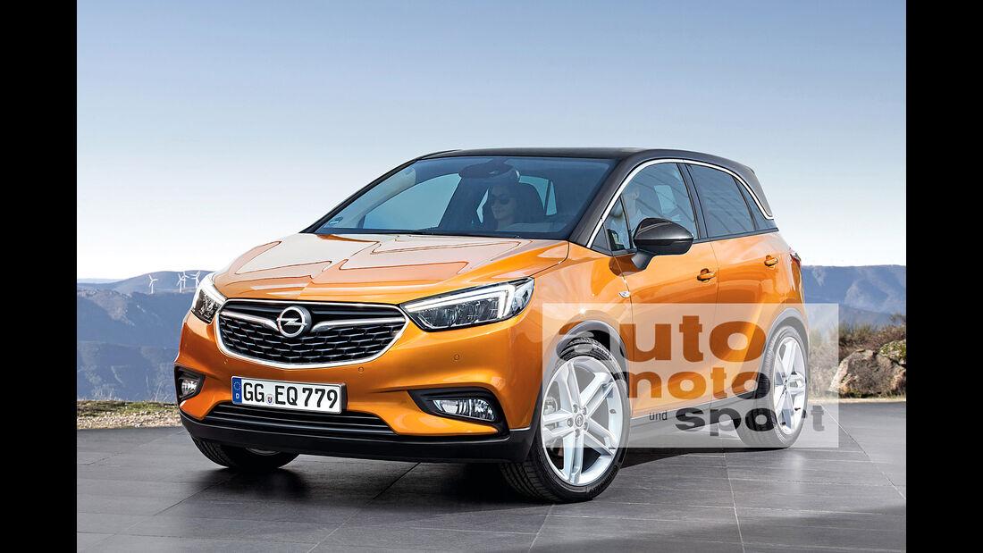 Opel Meriva SUV