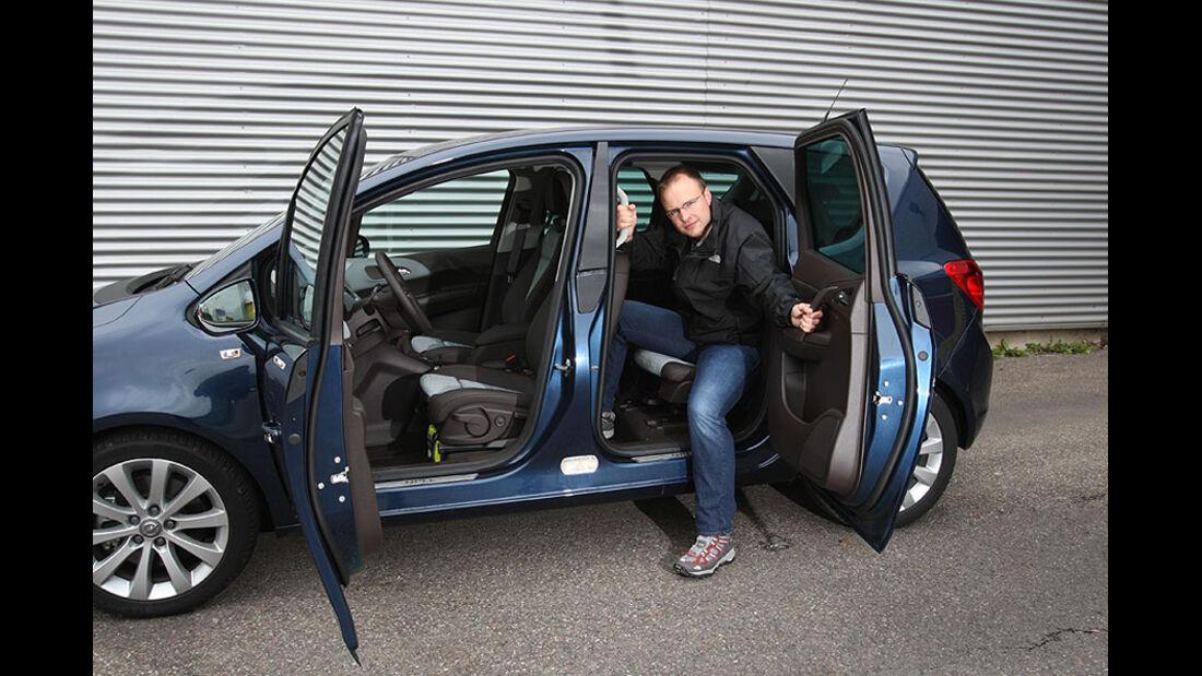 Opel Meriva Türen