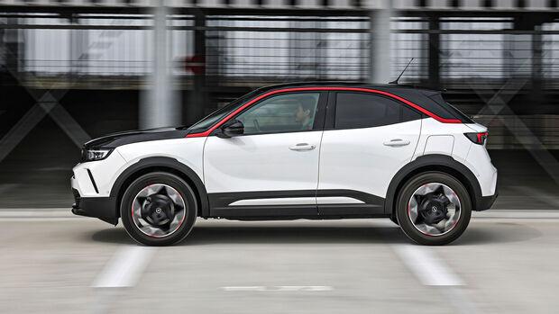 Opel Mokka 1.2 DI, Exterieur