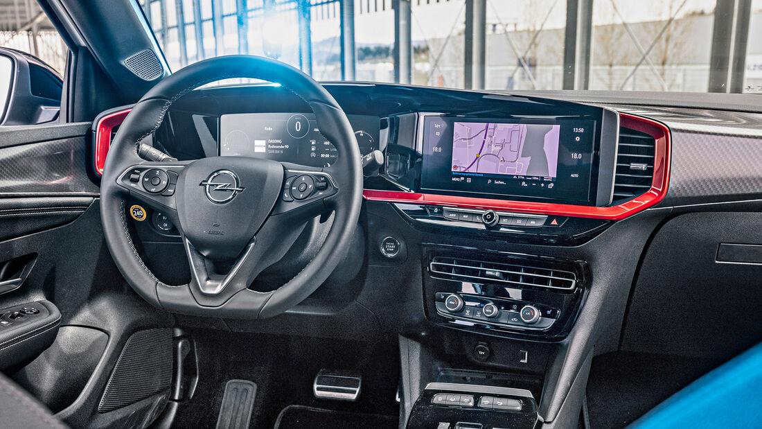 Opel Mokka 1.2 DI, Interieur