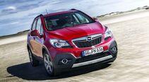 Opel Mokka 1.4 Turbo 4x4 Fahrbericht / erster Test