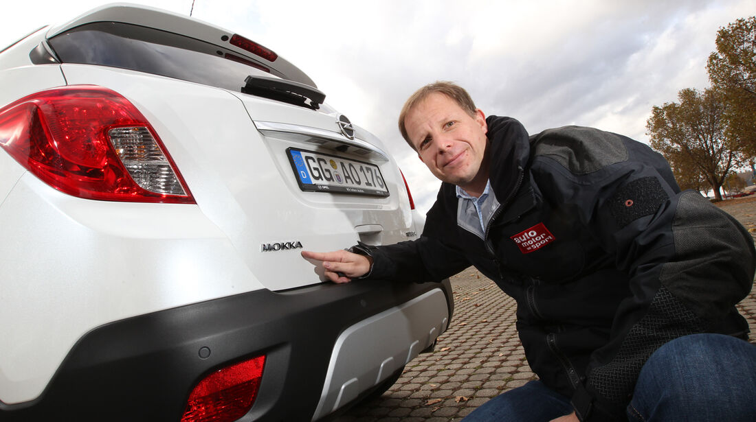 Opel Mokka 1.4 Turbo 4x4, Heck, Michael von Maydell