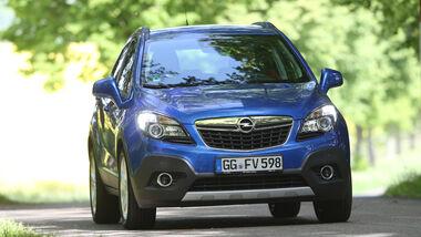 Opel Mokka 1.4 Turbo, Frontansicht