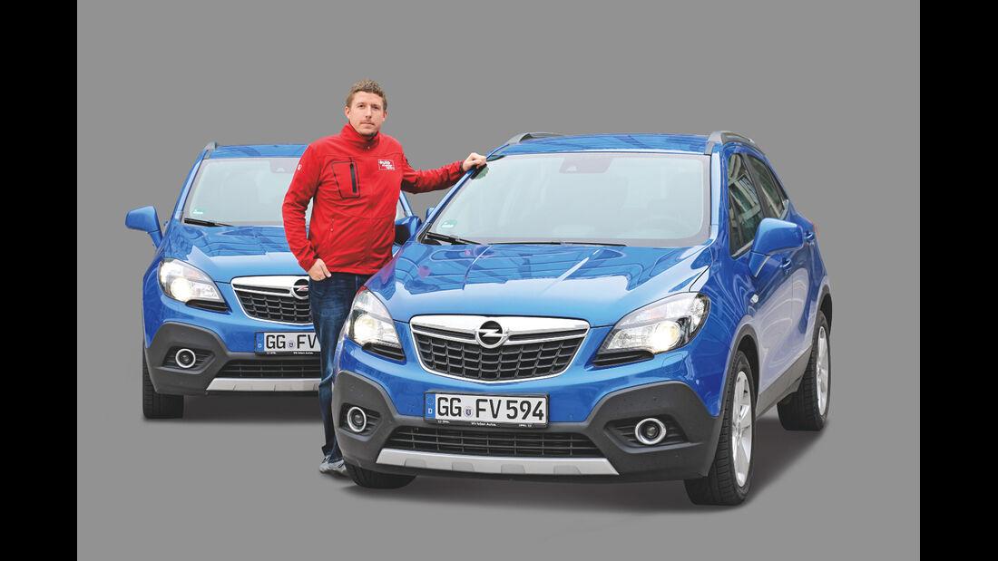 Opel Mokka 1.4 Turbo, Mokka 1.4 Turbo 4x4