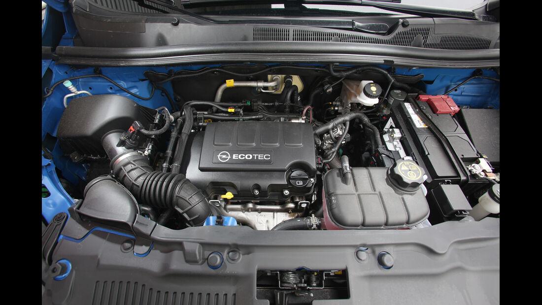 Opel Mokka 1.4 Turbo, Motor