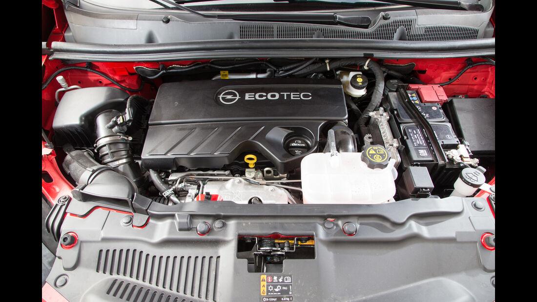 Opel Mokka 1.6 CDTI Ecoflex, Motor