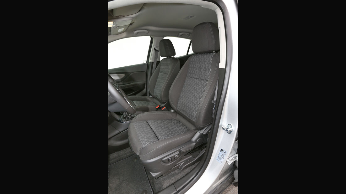 Opel Mokka 1.6 Edition, Fahrersitz