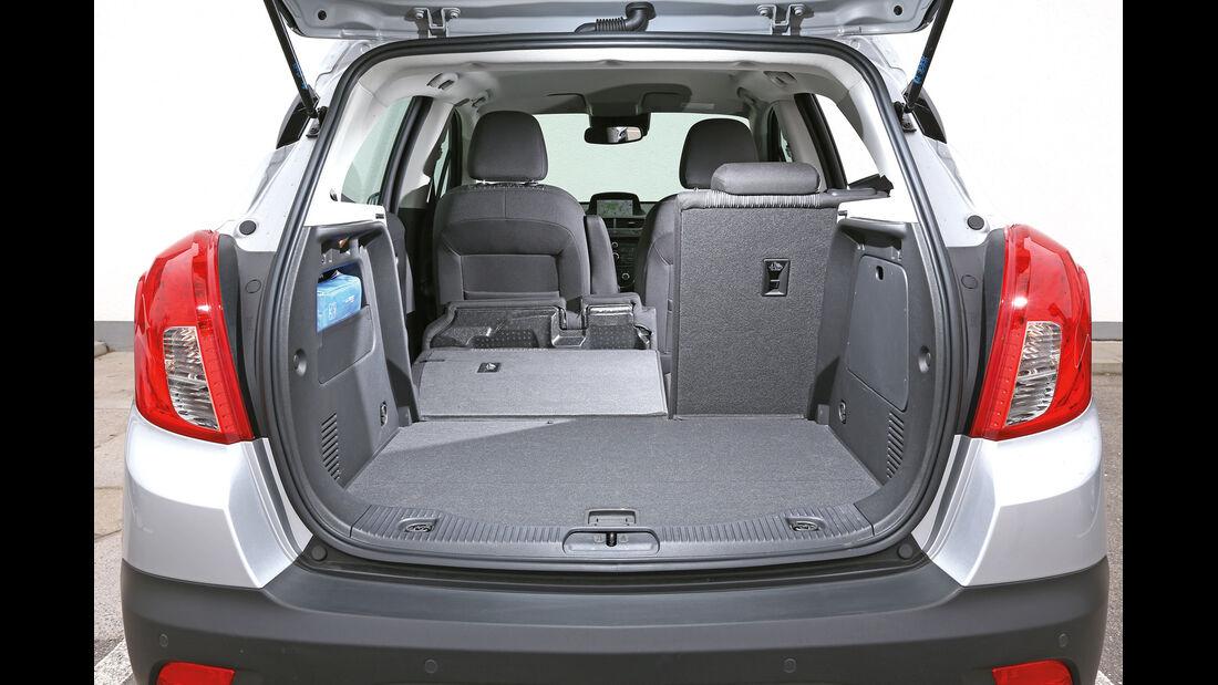Opel Mokka 1.6 Edition, Kofferraum
