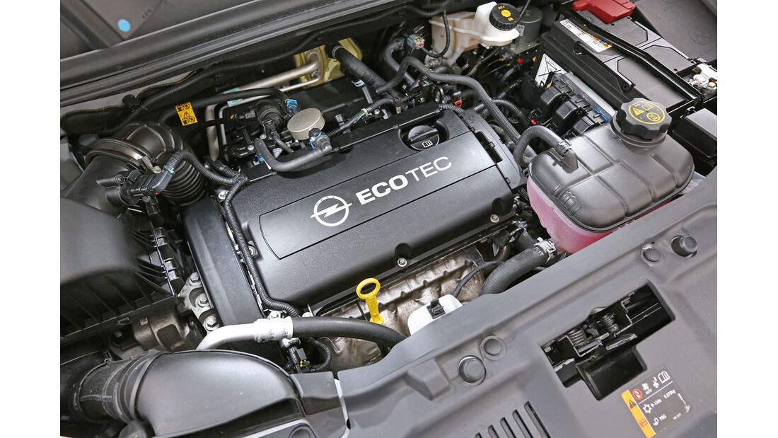 Opel Mokka 1.6 Edition, Motor