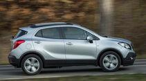 Opel Mokka 1.7 CDTi, Seitenansicht