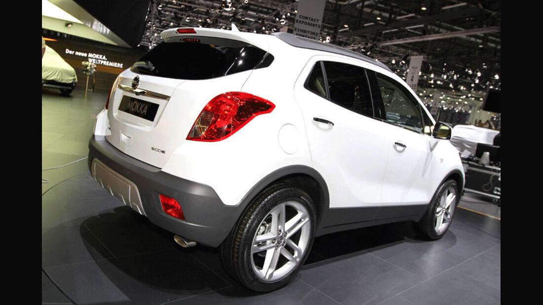 Opel Mokka, Autosalon Genf 2012