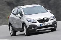 Opel Mokka, Frontansicht
