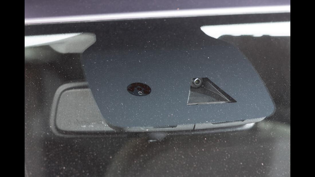 Opel Mokka, Frontkamera