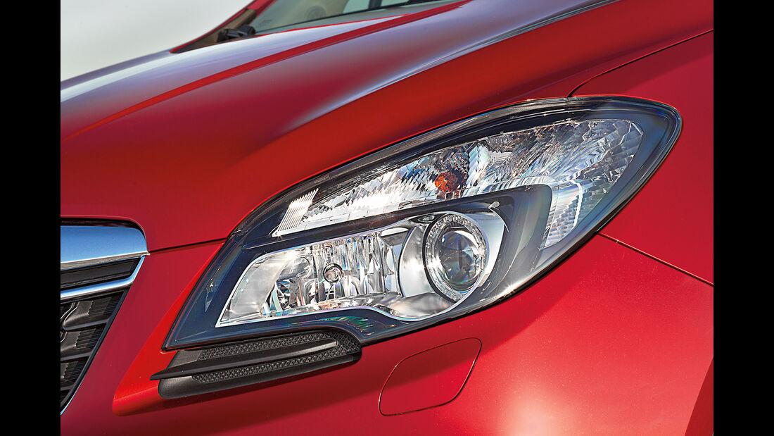 Opel Mokka, Frontscheinwerfer