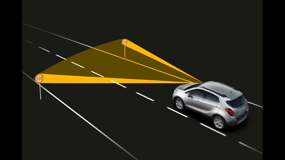 Opel Mokka, Lichtkreis