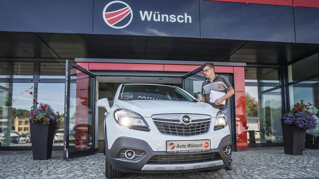 Opel Mokka, Meister Wünsch, Gebrauchtwagen-Check, asv2618