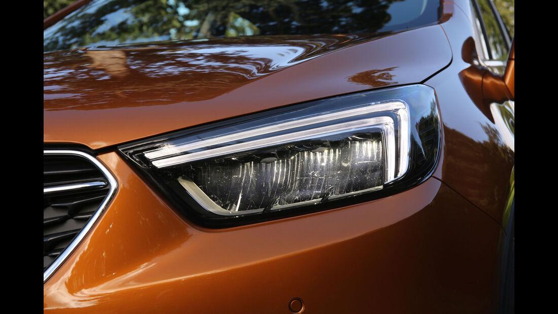 Opel Mokka-SUV-Fahrbericht-Scheinwerfer