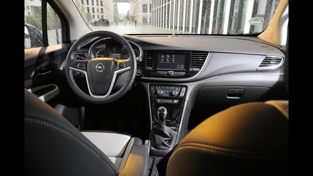 Opel Mokka X 1.4 Turbo, Interieur