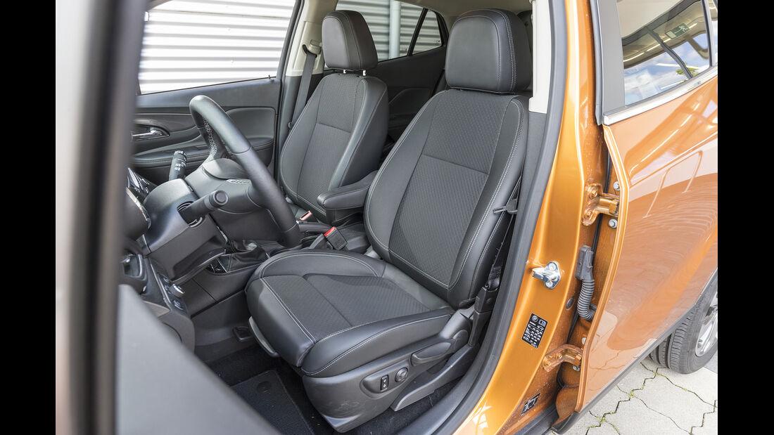 Opel Mokka X 1.4 Turbo(J-A), Interieur