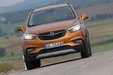 Opel Mokka X 1.6 CDTI 4x4, Frontansicht