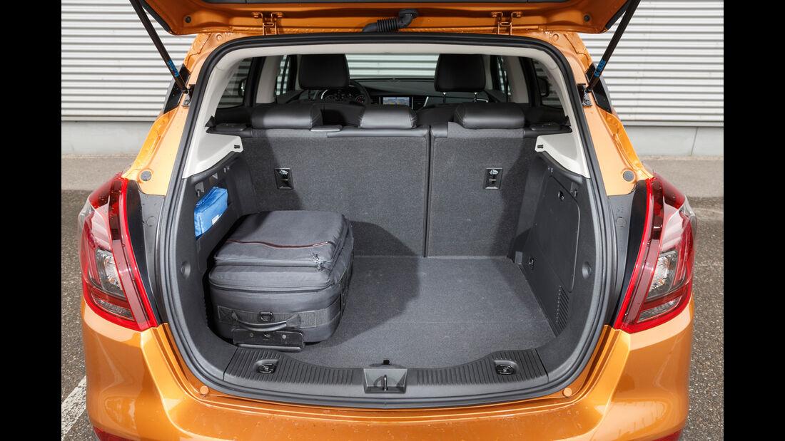 Opel Mokka X 1.6 CDTI 4x4, Kofferraum