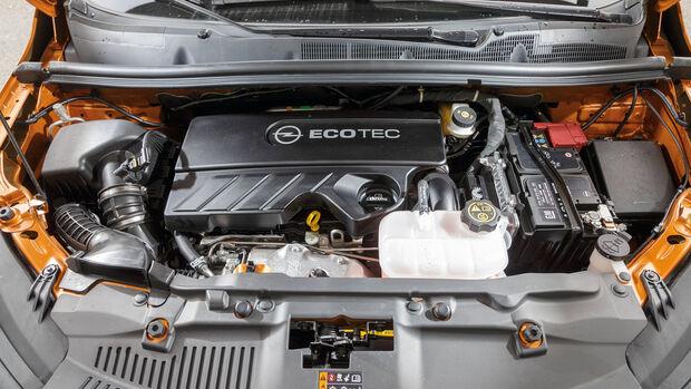 Opel Mokka X 1.6 CDTI 4x4, Motor