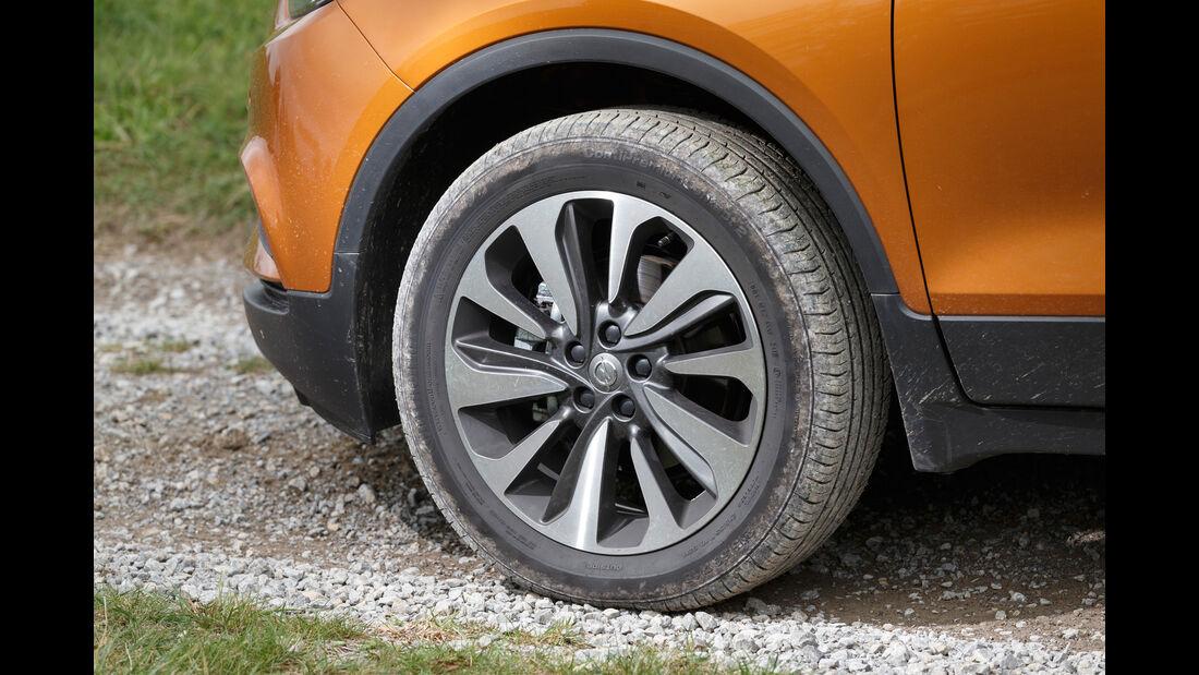 Opel Mokka X 1.6 CDTI 4x4, Rad, Felge