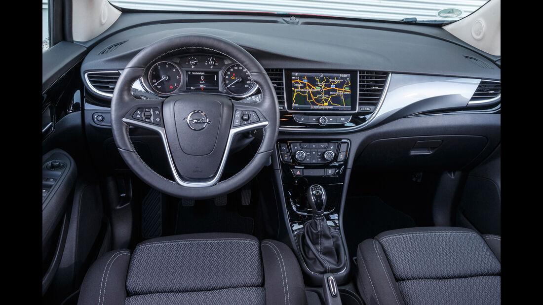 Opel Mokka X 1.6 CDTI, Cockpit