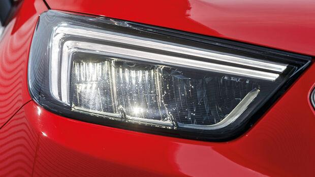 Opel Mokka X 1.6 CDTI, Frontscheinwerfer