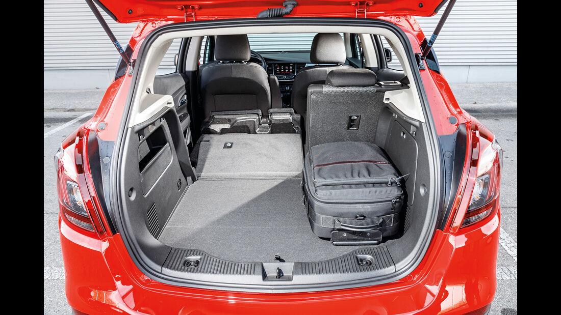 Opel Mokka X 1.6 CDTI, Kofferraum