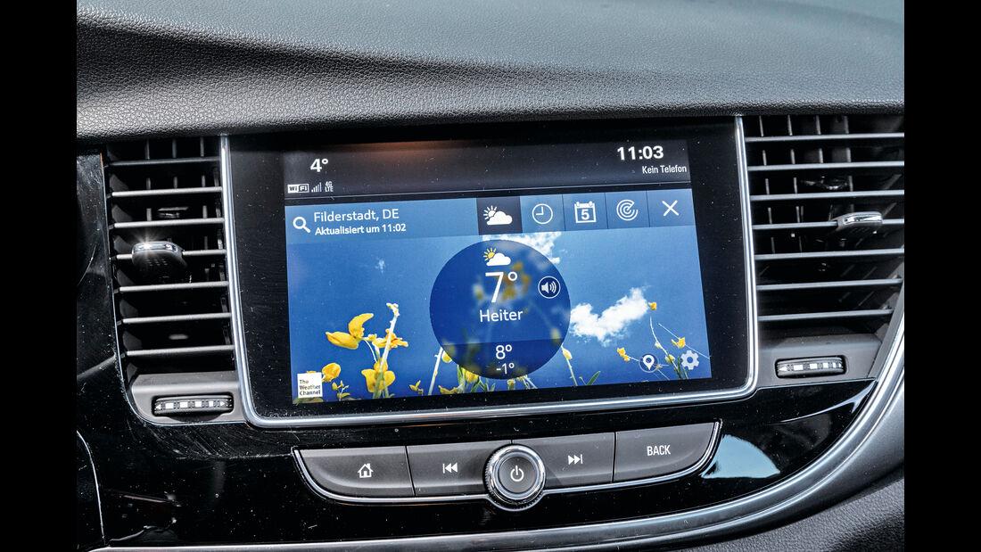 Opel Mokka X 1.6 CDTI, Monitor