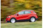 Opel Mokka X 1.6 CDTI, Seitenansicht