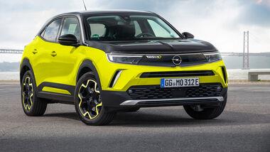 Opel Mokka-e GSe
