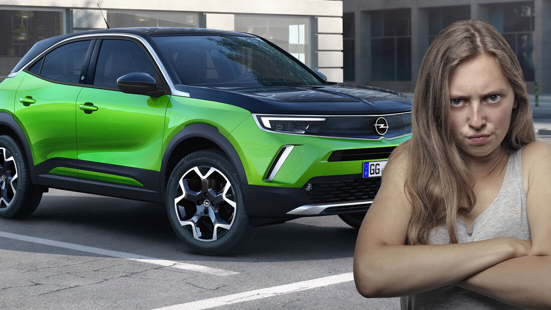 Opel Mokka-e Lieferung Storno