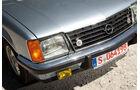 Opel Monza 3.0 E, Kühlergrill